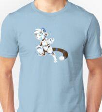 RoboKitty - Tiger stripes T-Shirt