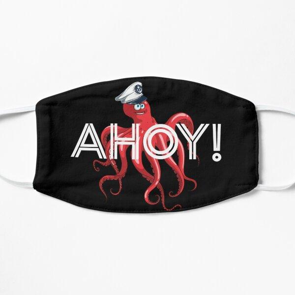 AHOY! Octopus - Cruise Ship Flat Mask