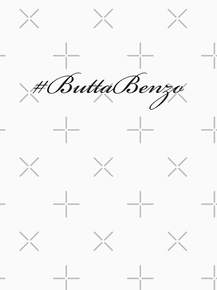 #ButtaBenzo by GrybDesigns