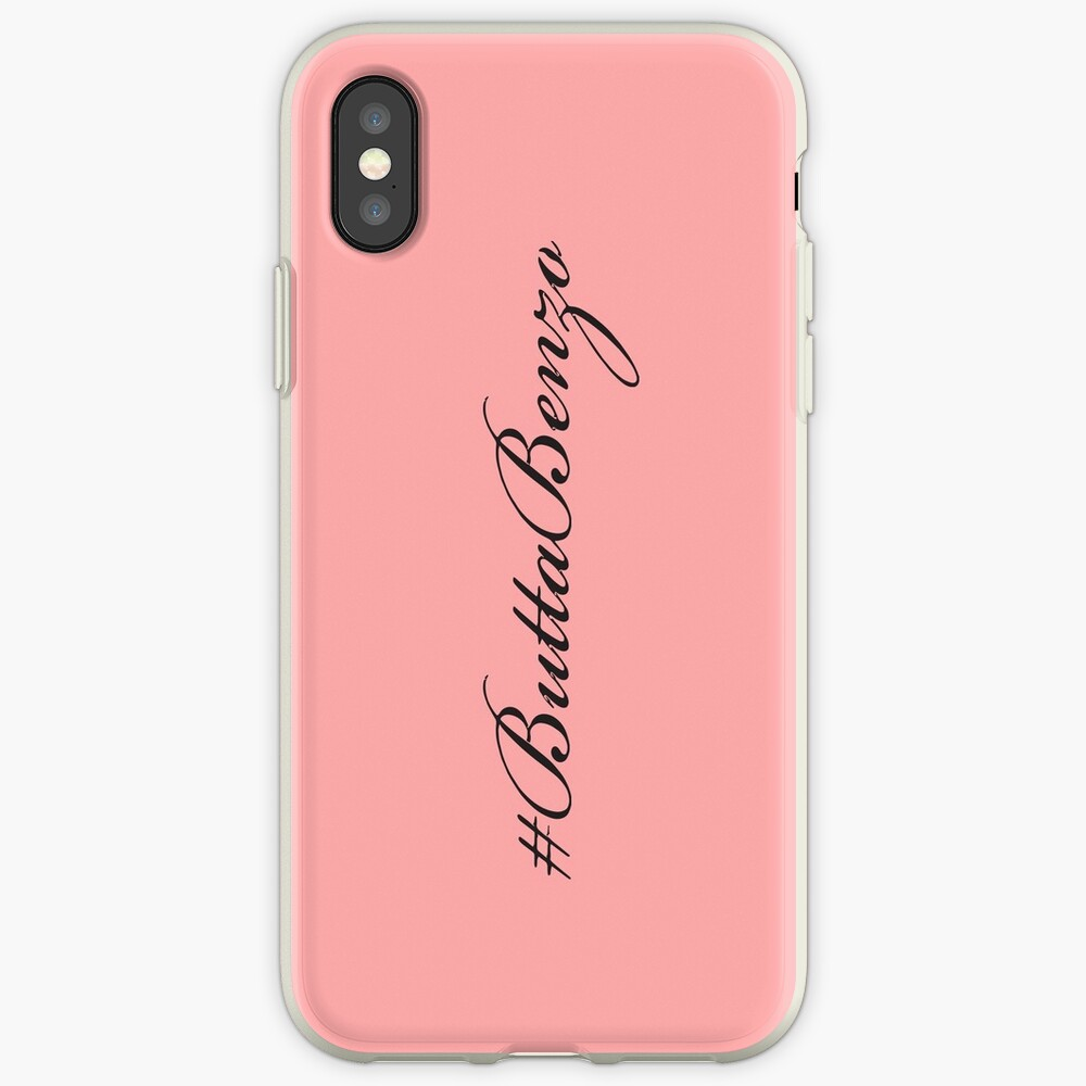 #ButtaBenzo iPhone Case & Cover