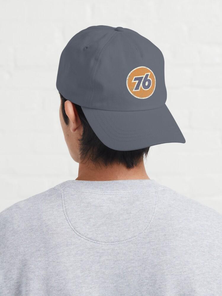 Alternate view of 76 Oil Union Vintage Cap