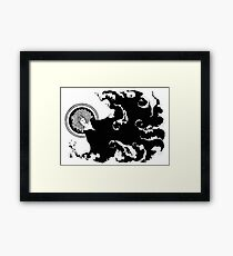 Gaia, Mother Earth Framed Print