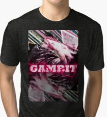 Remy- the gambit Tri-blend T-Shirt
