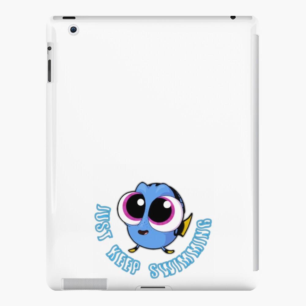 Einfach weiter schwimmen # 2 iPad-Hüllen & Klebefolien