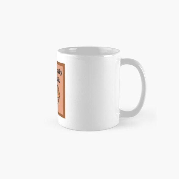 Drink Ice Cofy Frog Classic Mug