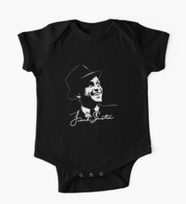Frank Sinatra - Portrait and signature One Piece - Short Sleeve