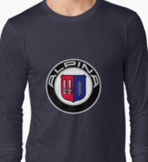 Alpina - Classic Car Logos Long Sleeve T-Shirt