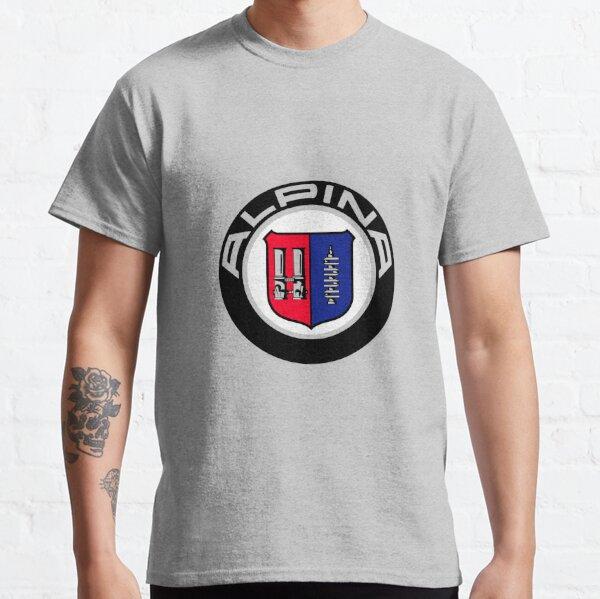 Alpina - Logos de voitures classiques T-shirt classique