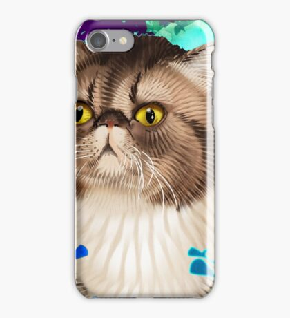 Sommer of Snootypuss iPhone Case/Skin
