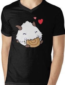 Cute Poro (league of legends) Mens V-Neck T-Shirt