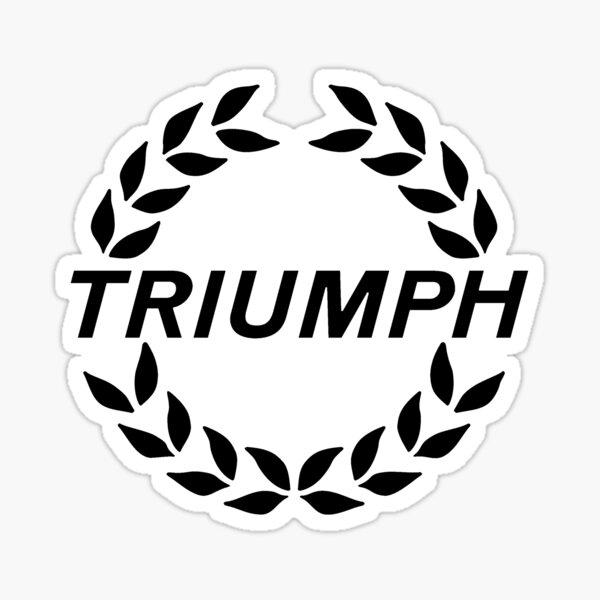 Triumph - Logos de voitures classiques Sticker
