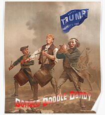 Donald Doodle Dandy Poster