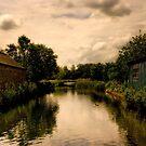Caulwell's Mill by Bernard Cavanagh