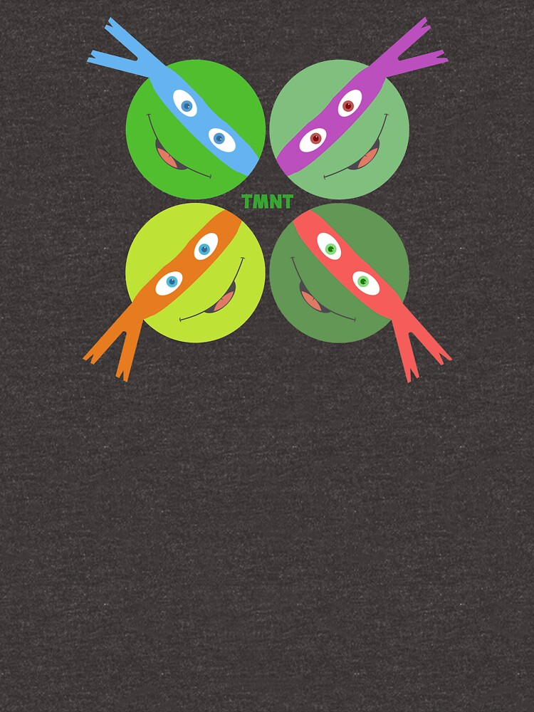 TMNT Heads Up! by horatiohayden