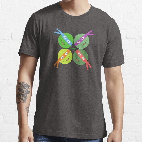 TMNT Heads Up! Essential T-Shirt