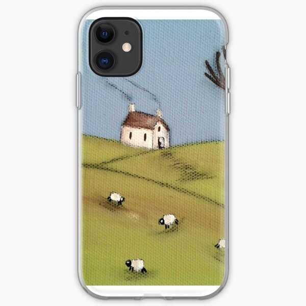 Cosy Cottage iPhone Soft Case