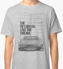 NEW Men's Retro Car T-Shirt Classic T-Shirt
