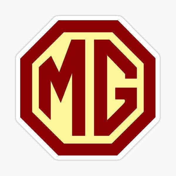Classic Cars Logo - MG Sticker