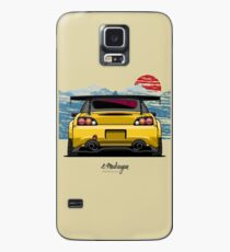 S2000 (yellow) Case/Skin for Samsung Galaxy