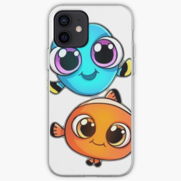 Dory & Nemo iPhone Flexible Hülle