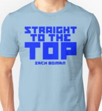 "Zach Boman ""To the Top"" Unisex T-Shirt"