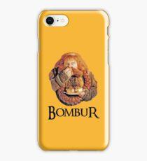 Bombur Portrait iPhone Case/Skin