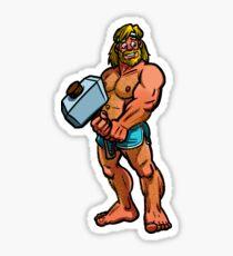 Randy's Avengebears: Bear Odinson Sticker