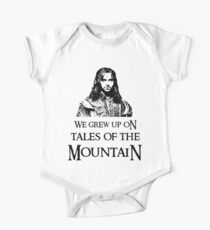 """""""We Grew Up On Tales Of The Mountain."""" Kids Clothes"""