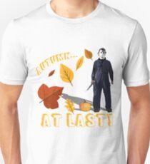 Autumn at Last Unisex T-Shirt