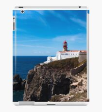 Cabo san Vicente, Portugal iPad Case/Skin
