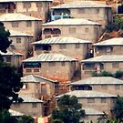Hillside Homes in Haiti by ctheworld