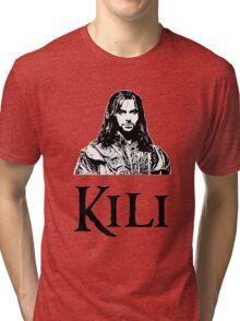 Kili Portrait Tri-blend T-Shirt