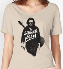 Sixto Rodriguez | Sugar Man Women's Relaxed Fit T-Shirt