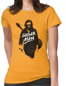 Sixto Rodriguez | Sugar Man Womens Fitted T-Shirt