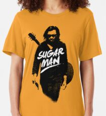 Sixto Rodriguez | Sugar Man Slim Fit T-Shirt