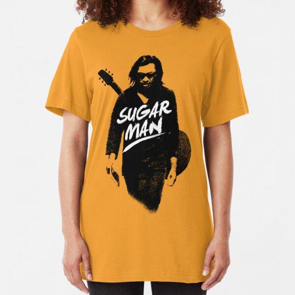 Sixto Rodriguez | Sugar Man Slim Fit T-Shirt