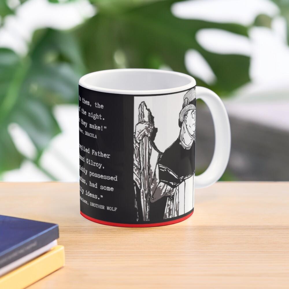 Brother Wolf mug Mug