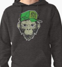 WRENCH MONKEY Pullover Hoodie