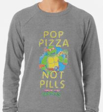 Sudadera ligera Pop Pizza Not Pills