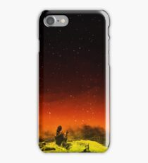 Burning Hill iPhone Case/Skin