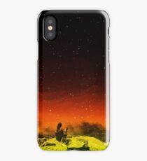 Burning Hill iPhone Case/Skin