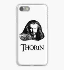 Thorin Oakenshield Portrait iPhone Case/Skin