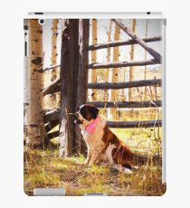 I support Breast Cancer Awareness iPad Case/Skin