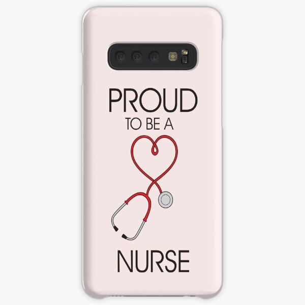 Proud to be a nurse Samsung Galaxy Snap Case