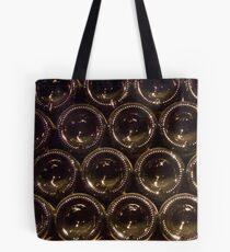Circles Stacked Tote Bag