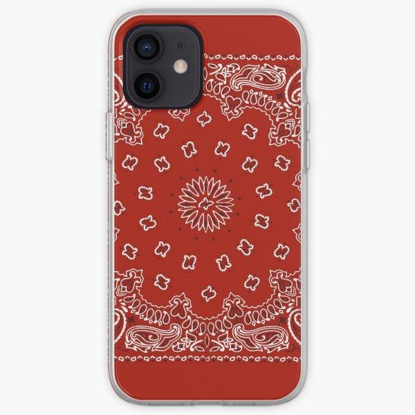 Red Hanky, Taschentuch iPhone Flexible Hülle