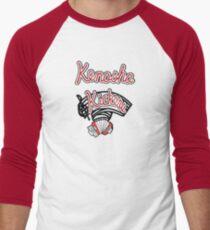 Kenosha Kickers Men's Baseball ¾ T-Shirt