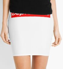 red deplorable Mini Skirt