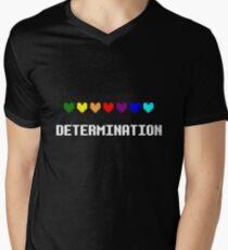 Determination Men's V-Neck T-Shirt