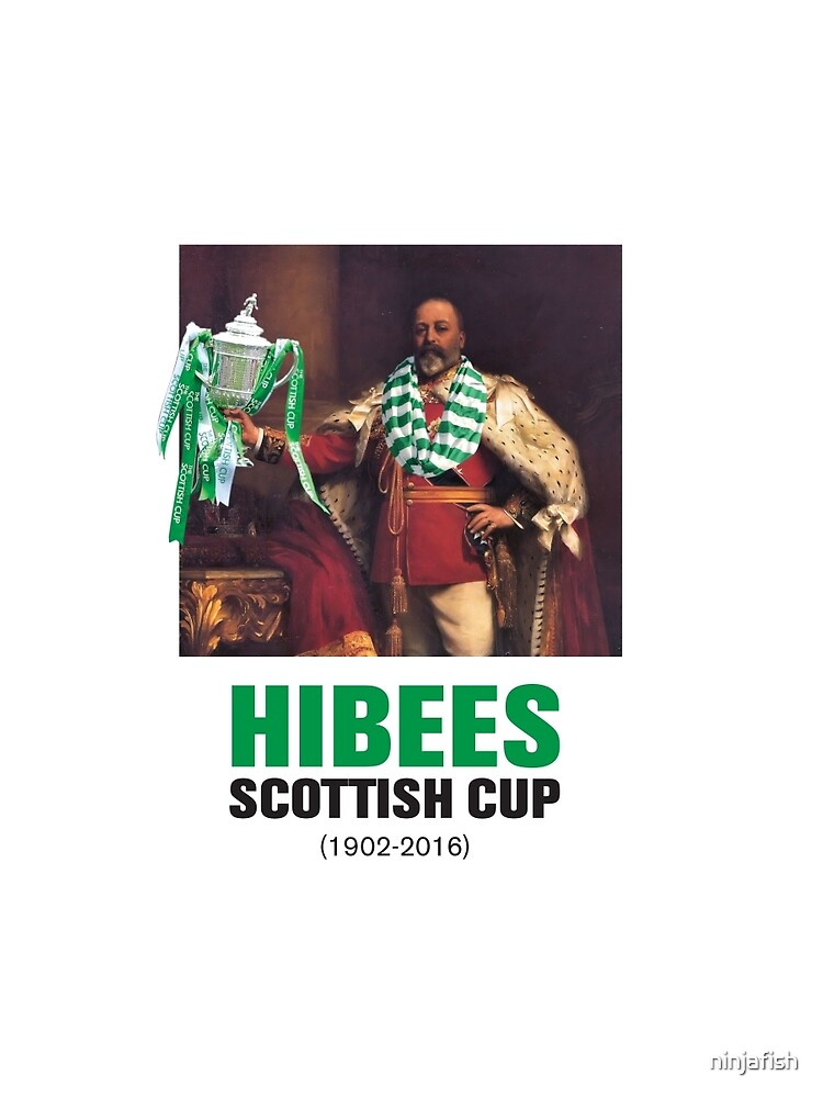 Hibs scottish Cup winners 2016 by ninjafish